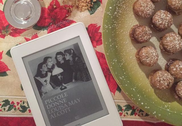 libro dolcetto baci di dama piccole donne