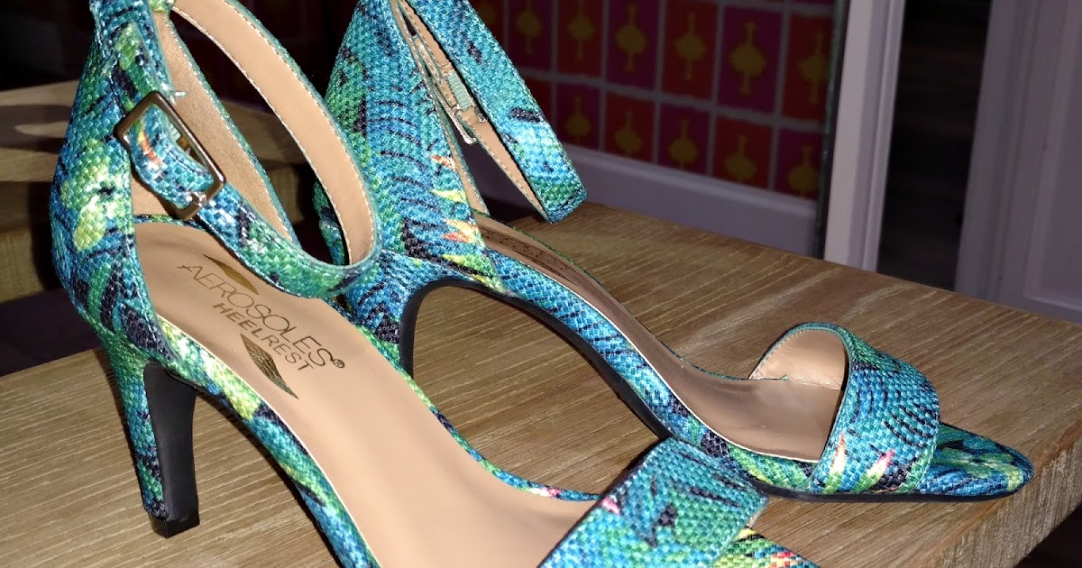 Shoe Of The Day Aerosoles Laminate Dress Sandals