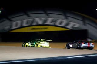 Cursa de 24 de ore de la Le Mans Dunlop
