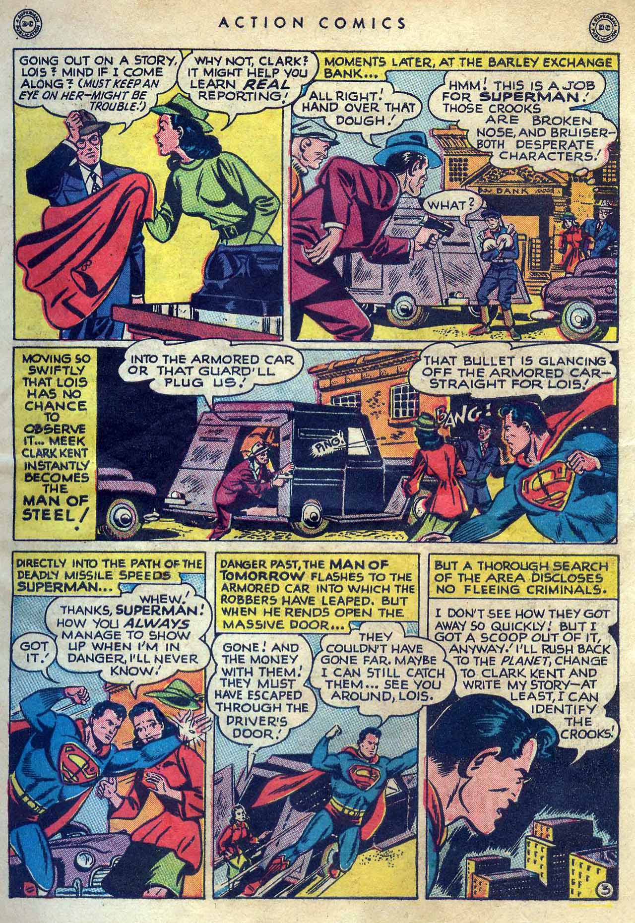 Read online Action Comics (1938) comic -  Issue #131 - 5
