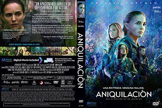 Annihilation - Aniquilación