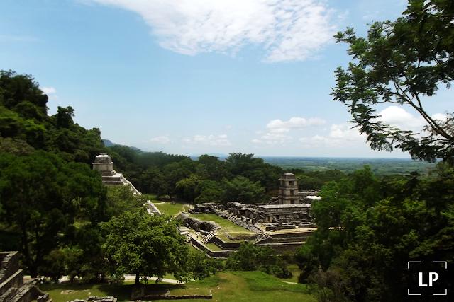 Zona Arqueológica Palenque Chiapas