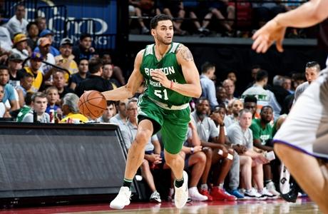Boston Celtics Boyong Pemain Muda Mesir Abdel Nader