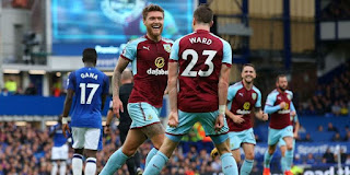 Burnley vs Everton Live Streaming online Today 03.03.2018 England Premier League