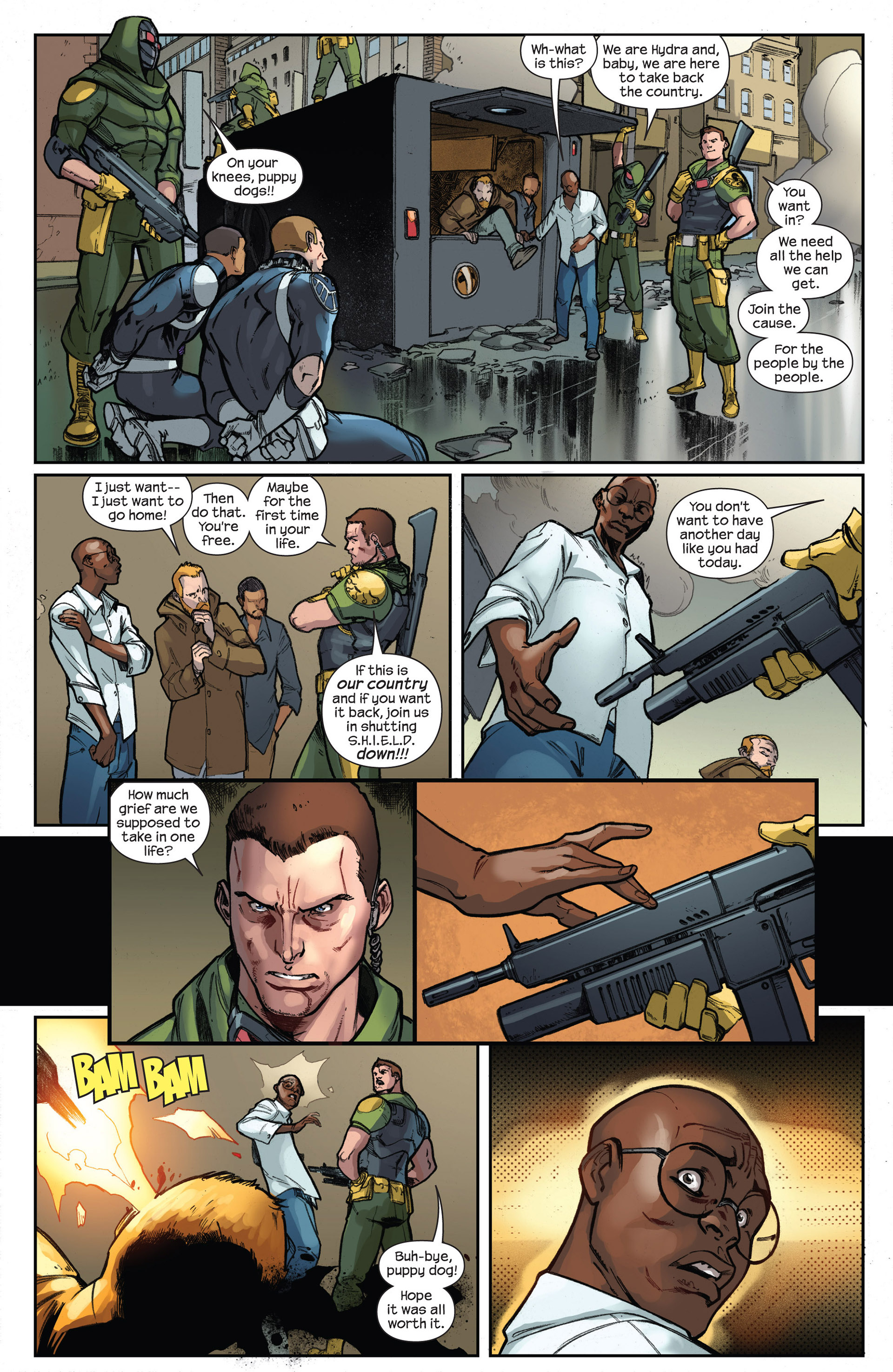 Read online Ultimate Comics Spider-Man (2011) comic -  Issue #17 - 11