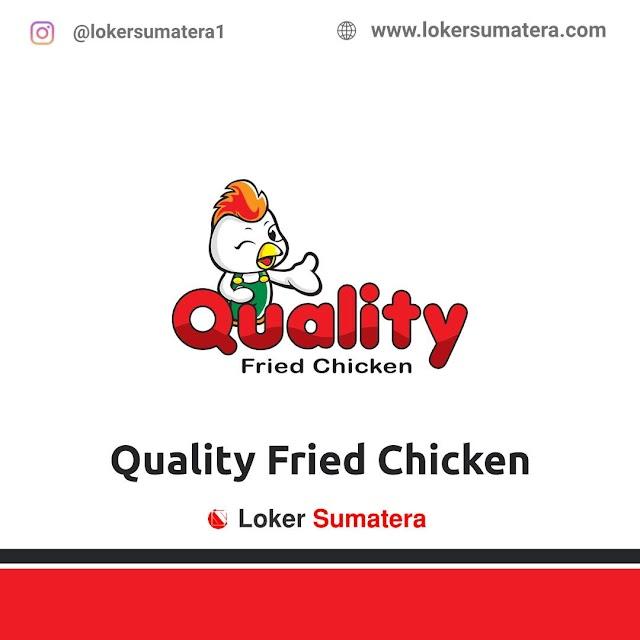 Quality Fried Chicken Medan