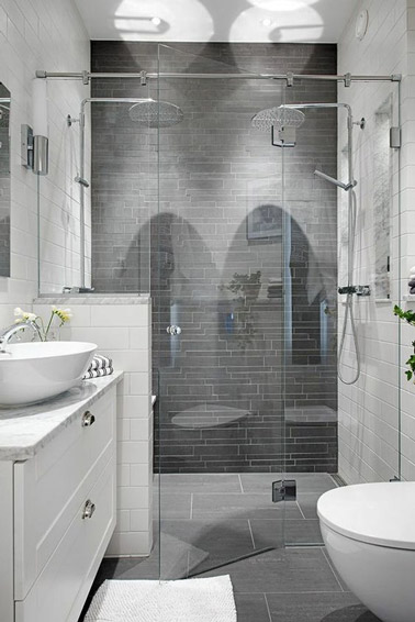 Architecture U0026 Design: GENIUS DESIGNS IDEAS FOR SMALL BATHROOM SOLUTION,  DONu0027T MISS IT