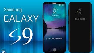 Spesifikasi dan Harga Smartphone Samsung Galaxy S9
