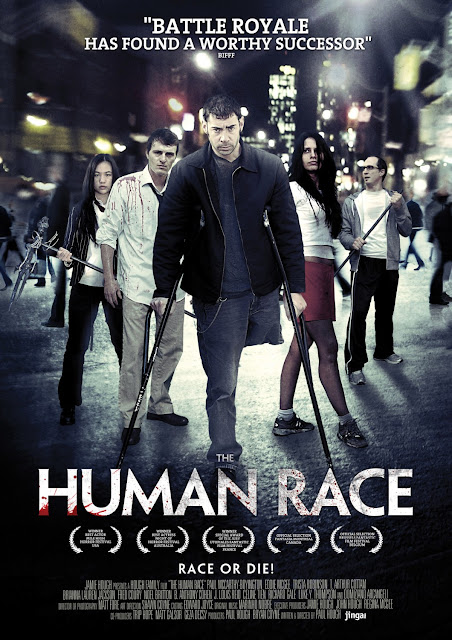 The Human Race (2014) ταινιες online seires oipeirates greek subs