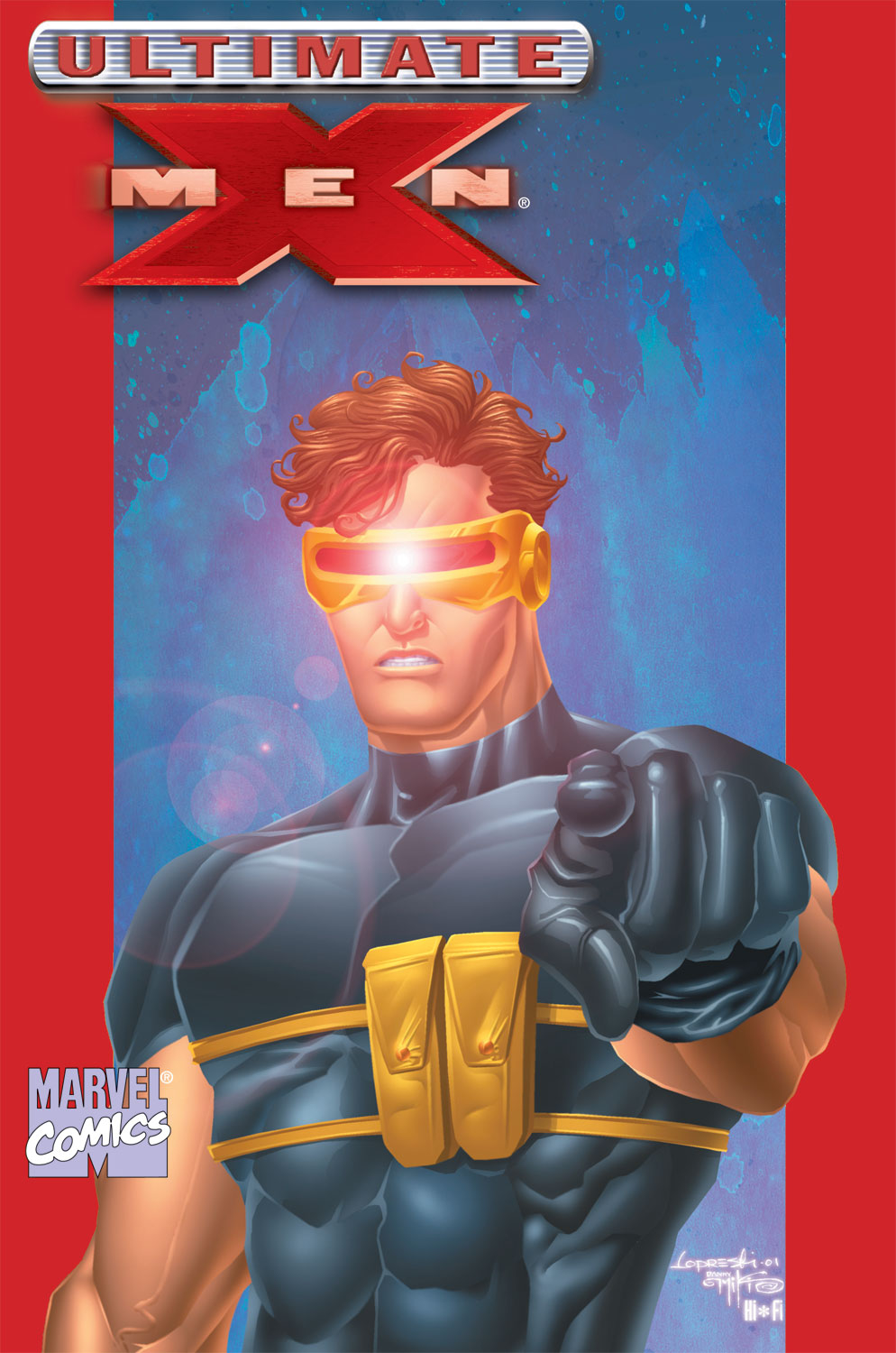 Read online Ultimate X-Men comic -  Issue #1/2 - 1