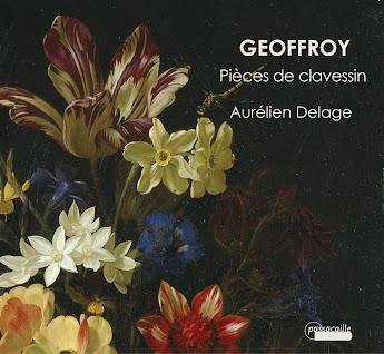 Jean-Nicolas Geoffroy (1633-1694) - Pieces de clavessin