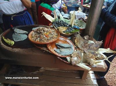 Cocina Tradicional Michoacana de la Región del Lago de Pátzcuaro