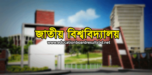 Bangladesh National University NU Admission Result