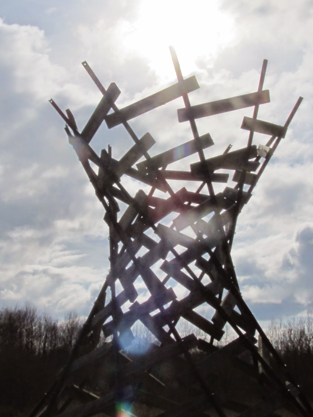 Lough Boora Sculpture Convergence