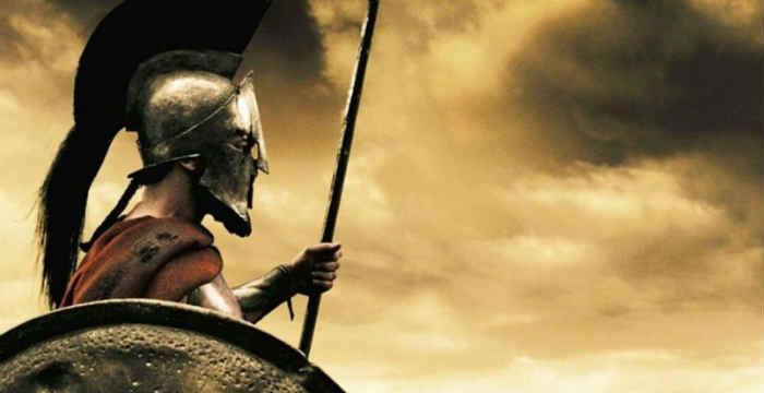 Οι αρχαίοι Σπαρτιάτες ποτέ δεν ρωτούσαν πόσοι ήταν οι εχθροί, αλλά που ήταν!