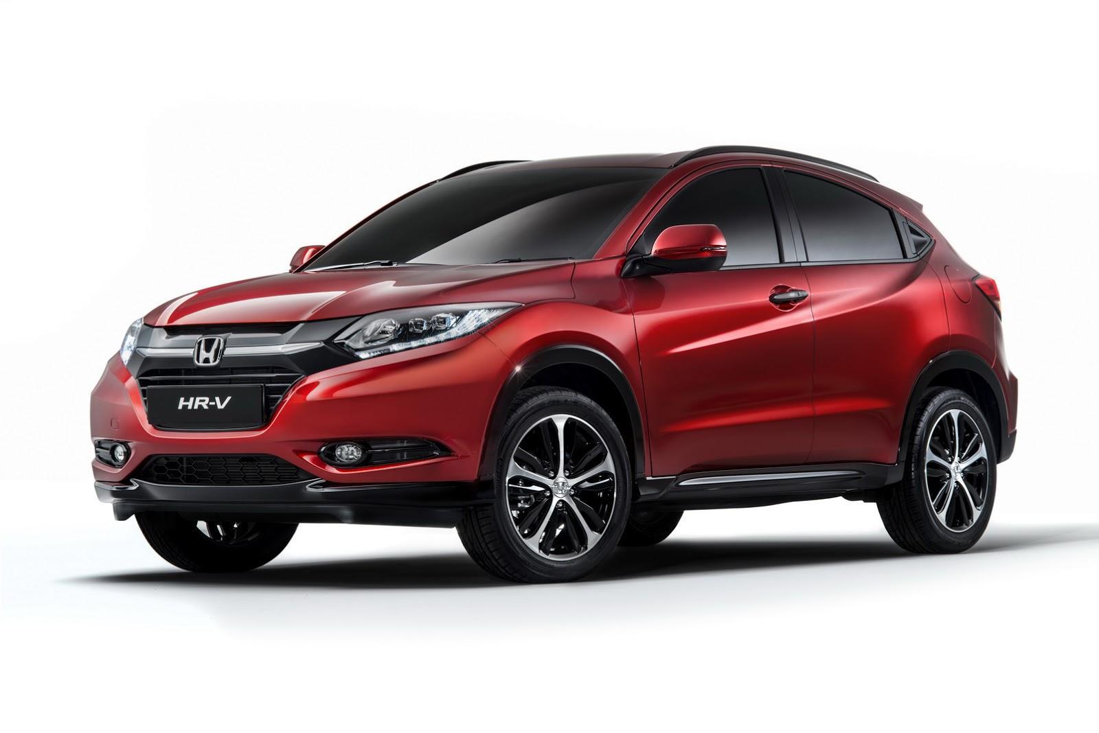 Honda HR-V Daftar Harga HR-V Terbaru 2016