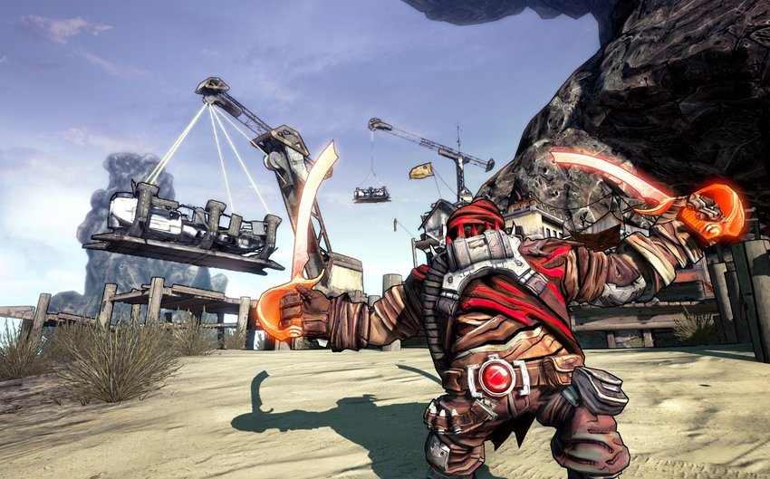 Borderlands 2 Gameplay Screenshot | MingFun Blog | Gaming