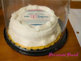 第一顆生日蛋糕