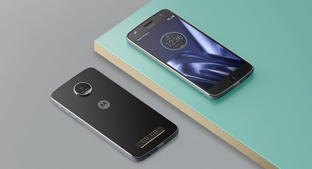 GSM Unlocked Versions of Moto Z and Moto Z Play will be released in October