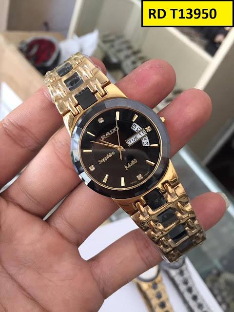 Đồng hồ nam Rado RD T13950 thiết kế tinh xảo, cao cấp, máy Nhật Bản