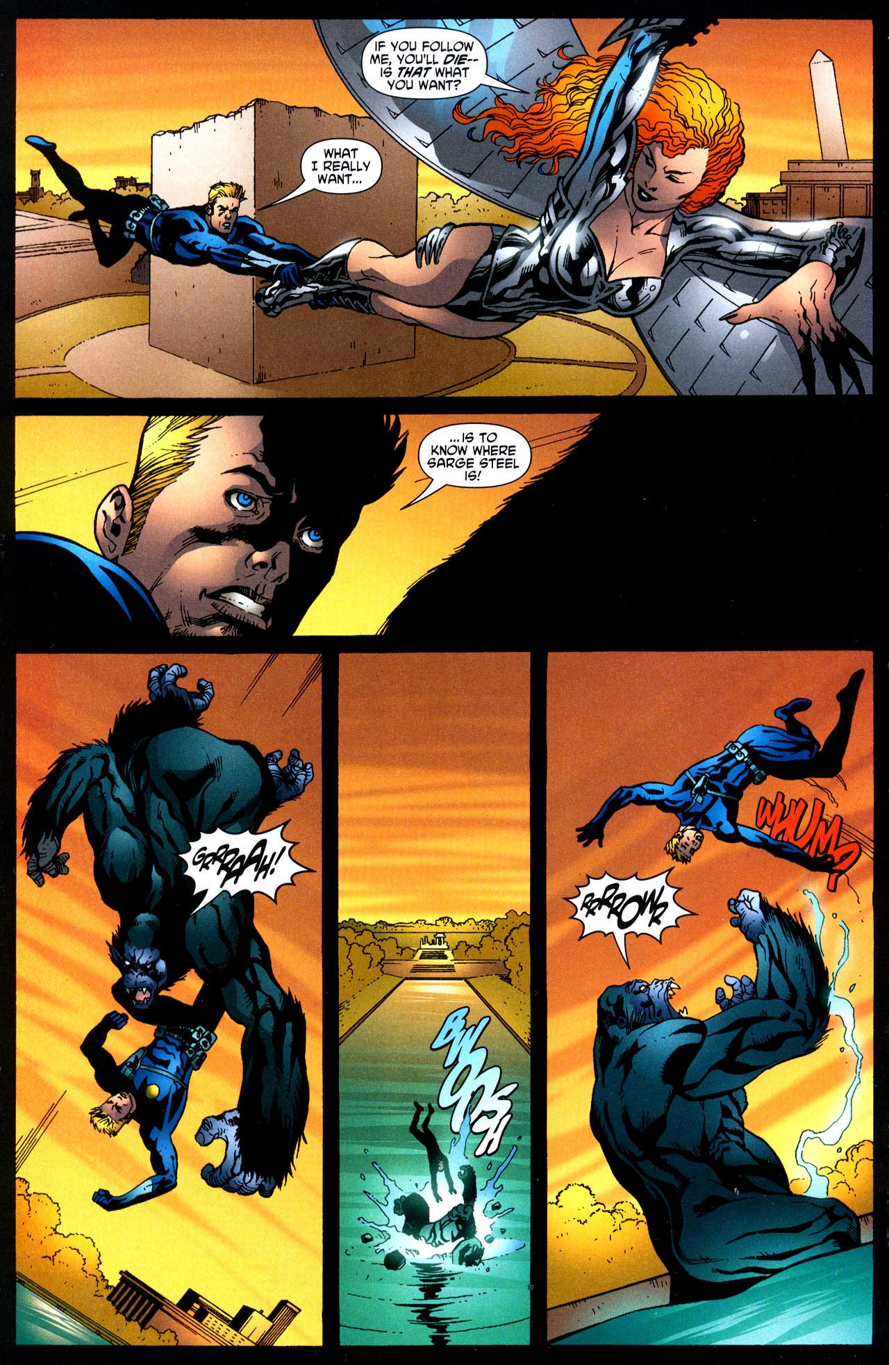 Read online Wonder Woman (2006) comic -  Issue #12 - 14