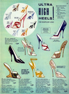 Ultra High Heels!