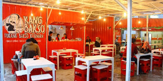 Lowongan Kerja Kang Bakso – Tukang Bakso Kekinian - Kitchen / Cheff//Waiters / Waitress