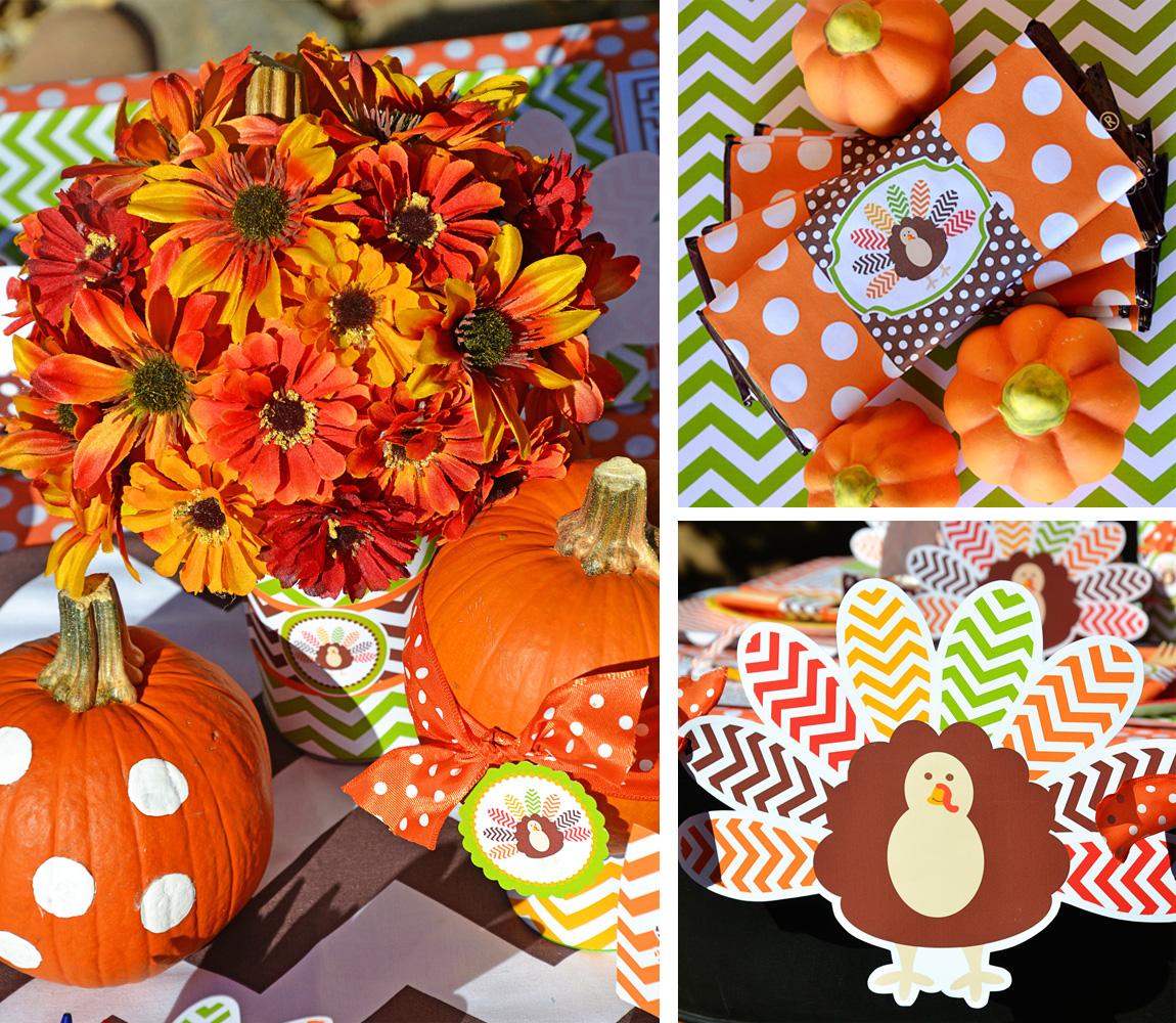 Amanda's Parties To Go: FREE Thanksgiving Printables!