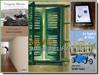 Vie quotidienne de FLaure : Livres présentés pendant le mois de janvier 2018