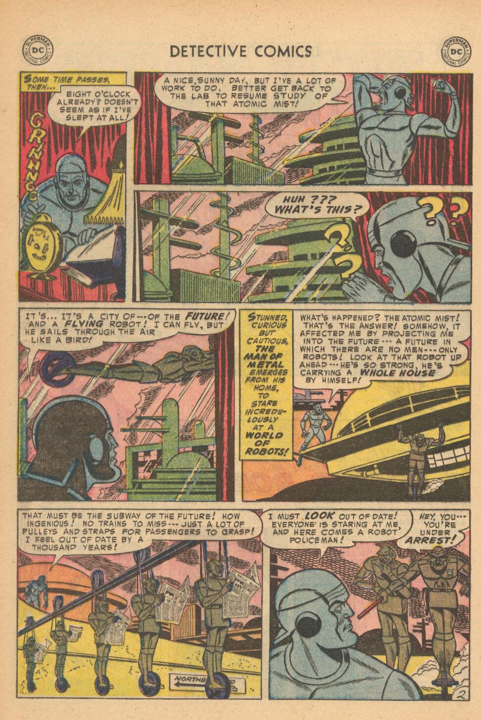 Detective Comics (1937) 199 Page 20