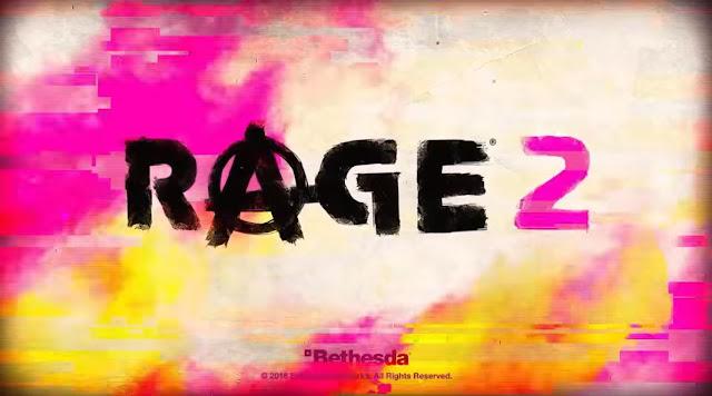 الإعلان رسميا عن لعبة Rage 2 و هذا موعد الكشف عن طريقة اللعب …