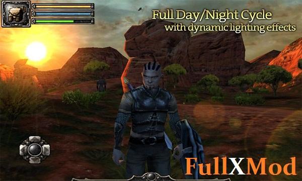 Aralon Sword and Shadow 3d RPG Mod APK