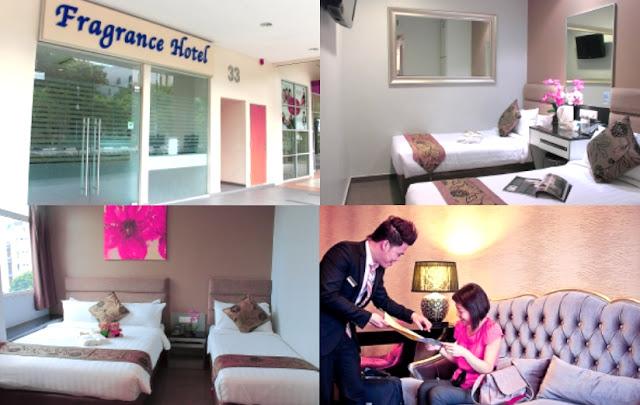 Fragrance Hotel Bugis Singapore - Budget Hotel dekat Bugis Street, ulasan blog oleh Hotelspore.