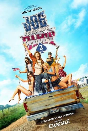 Joe Dirt 2: Beautiful Loser DVDRip Latino