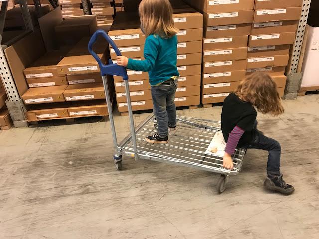 12 von 12 Mai 2017 - Ikea