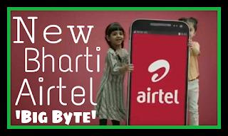Indian Airtel Big byte data offer