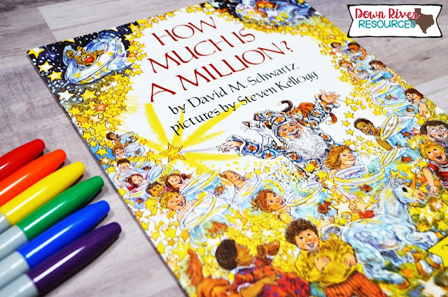 How Much is a Million? Place Value Picture Books