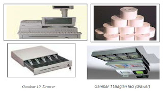 Contoh Mesin Cash Register