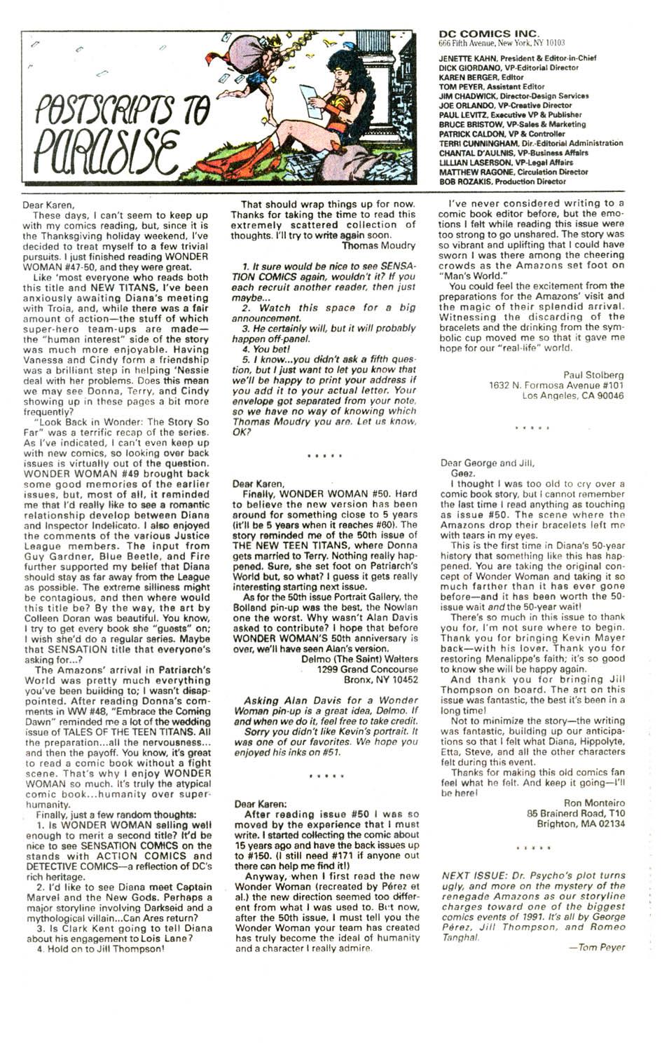Read online Wonder Woman (1987) comic -  Issue #54 - 24