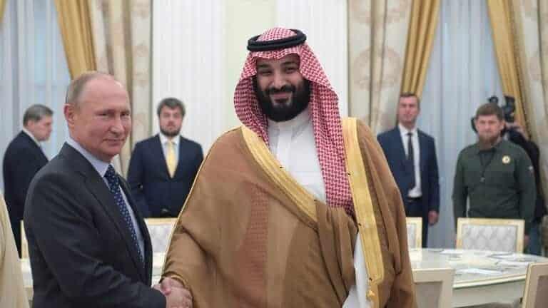 بوتين-وبن-سلمان-يتفقان