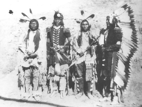 The First Scout Mystic Warriors Of The Great Plains The