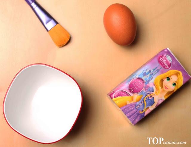 Trị mụn đầu đen bằng Lòng Trắng Trứng hiệu quả nhất tại nhà