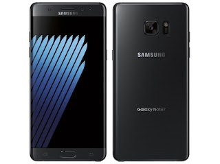 Leaked images of the Samsung Galaxy Note 7
