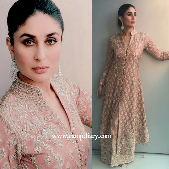 Kareena Kapoor In Faraz Manan for an event in Dubai
