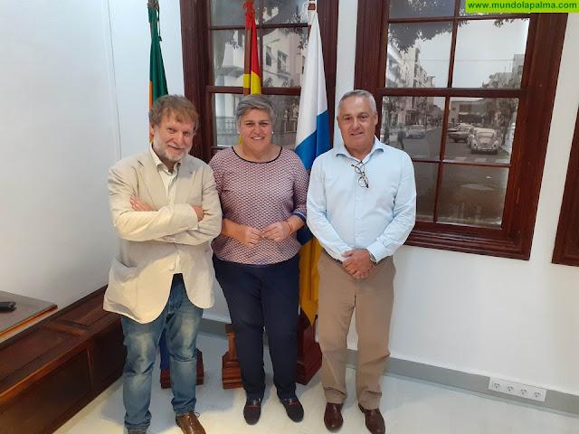 El Ayuntamiento de Los Llanos de Aridane y Radio ECCA colaboran para mejorar la empleabilidad de la población