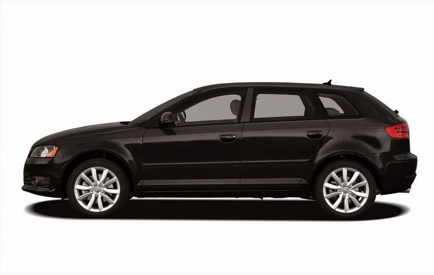 Top Luxury Sedan Cars 2015: Best Luxury Compact Sedan 2015 (Audi A3)