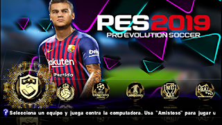 PES 2019 Android Offline 600 MB Best Graphics