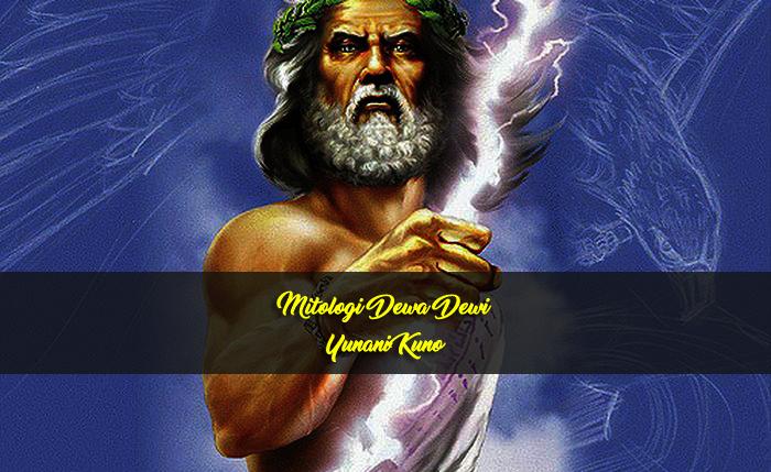 Mitologi Dewa-Dewi Yunani Kuno
