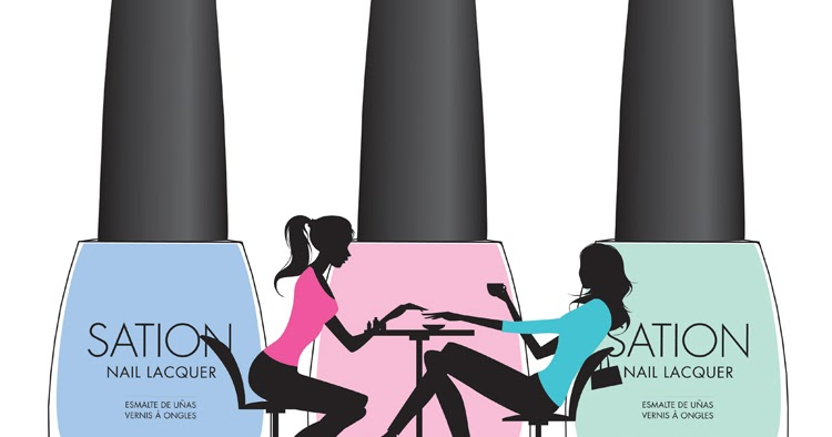 Sation Salon Shout-out Giveaway - Nailed It   The Nail Art ...