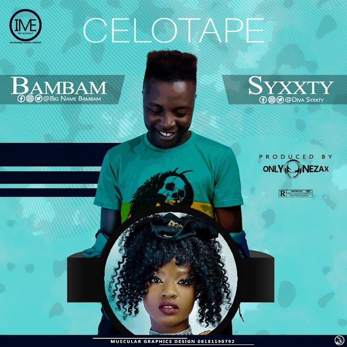 Big name Bam Bam x Diva Syxxty - Celotape